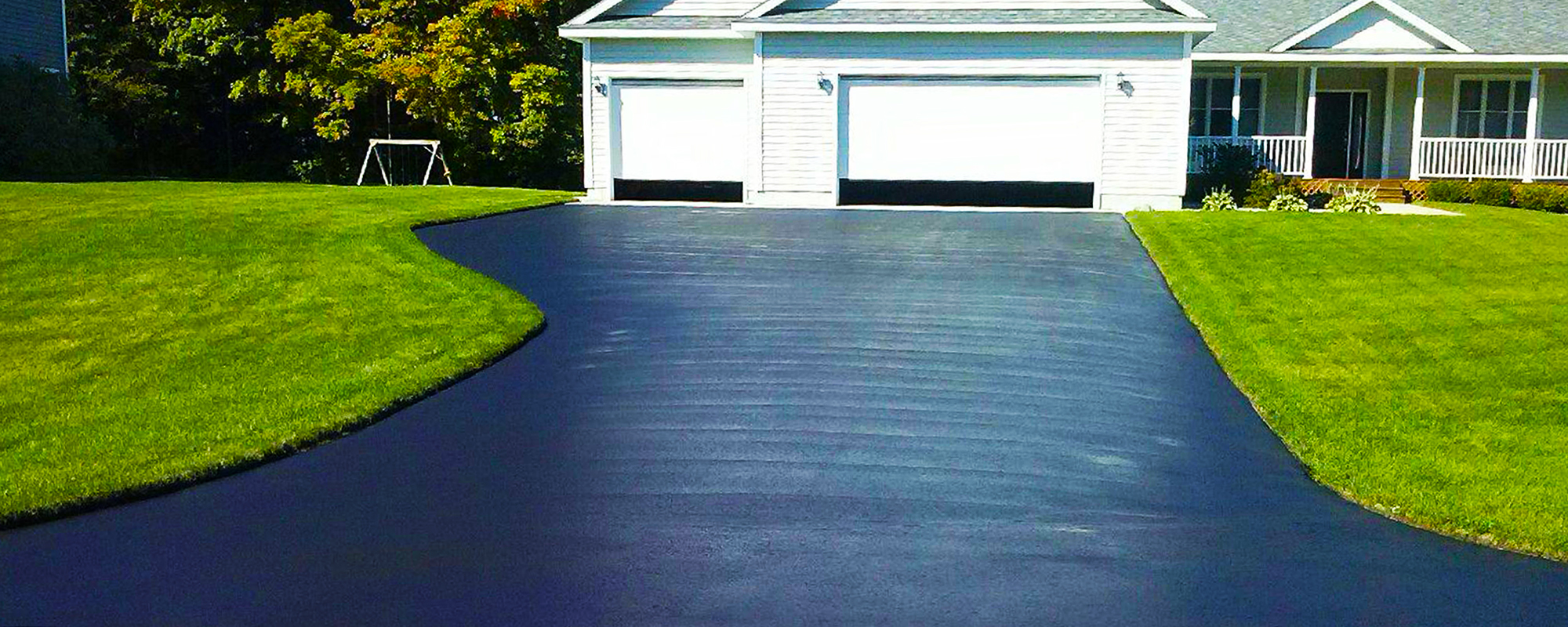 Driveway SealCoating and Repair in Traverse City, Michigan