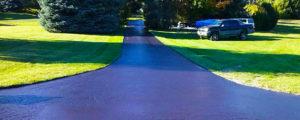Driveway SealCoating and Repair in Traverse City, Michigan